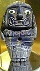 Cupisnique Tembladera Sodalite Temple figure c 500 BC