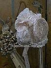 ~~~ Luxury French Silk Bonnet ~~~