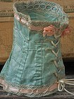 Very nice 19th. century French Poupee Corset
