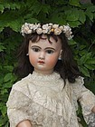 Beautiful Large size 16 French Bisque Bebe Jumeau