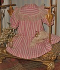 Pretty Original 19th. Century Doll Dress
