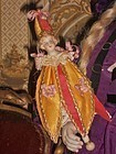 """Tiny French """" Folies a Musique """" Doll Display"""