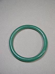 Chinese Beijing glass bangle