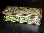 Petit Parisien Vintage French Biscuit Tin