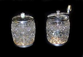 Imperial Cape Cod 160/236 & 238 Unusual Shakers