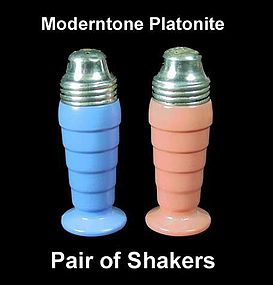 Moderntone Platonite Pastel Blue N Pink SALT N PEPPER
