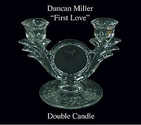Duncan Miller ~ First Love ~ One Double Candle