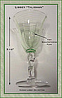 Libbey Glass Douglas Nash Talisman 1 Ounce Cordial