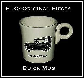 HLC ~ Original Fiesta Tom & Jerry Advertising Mug