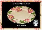 "Franciscan Desert Rose ~ 9"" Luncheon Plate"