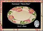 "Franciscan Desert Rose ~ 9"" Luncheon Plate"