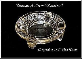 Duncan Miller ~ Caribbean ~ 1930's ~ Smokers Ash Tray