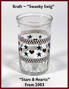 "Kraft Foods Swanky Swig 2003 ""Stars and Hearts"""