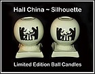 Hall Taverne Silhouette Newer Ball Candles