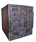 Japanese Antique Funedansu (Ship Safe)