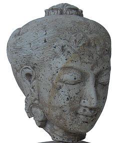 Antique Javanese Head