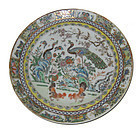 Five  Chinese  Plates