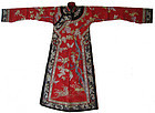 Antique Chinese Men's Theater Robe