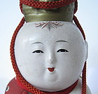 Japanese Antique Gosho Ningyo Doll