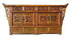Chinese Antique Carved Altar Cabinet