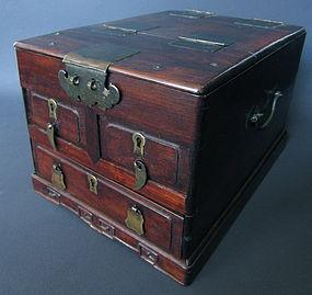 Antique Chinese Vanity Box