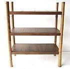 Japanese Bamboo Shelf