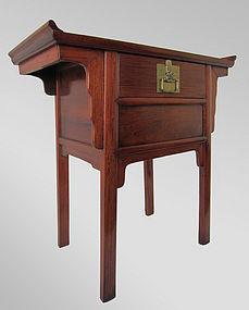 Chinese Hongmu Hardwood Ming Style Table
