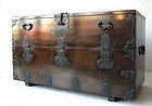 Korean Choson Period Bandaji Chest