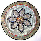 Chinese Silk Embroidered Child's Collar