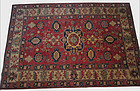 Antique Kazak Hand Knotted Rug