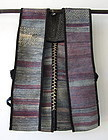 Antique Japanese Saki Ori Vest