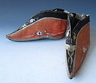 Antique Chinese Ladies Shoes