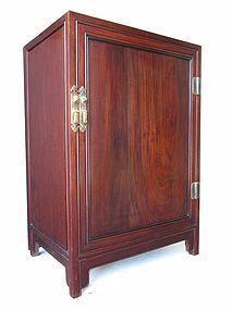 Chinese Hardwood Cabinet