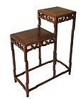 Antique Chinese Huanghuali Stand