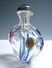 Antique Chinese Peking Glass Snuff Bottle