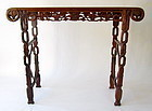 Chinese Rosewood Tall Alter Table
