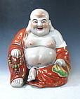 Vintage Chinese Porcelain Buddha