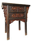 Antique Sino-Tibetan Money Chest