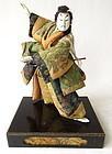 Antique Japanese Takeda Ningyo Doll