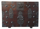 Antique North Korean Bandaji Chest