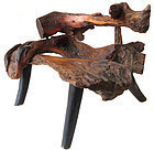 Unusual Natural Root Form Chair