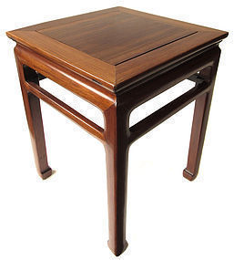 Antique Chinese Huanghuali Stool