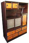 Antique Japanese Cha Tansu