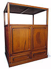 Chinese Hardwood Solid Hardwood small Cabinet
