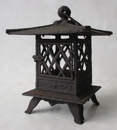 Antique Japanese Temple Lantern