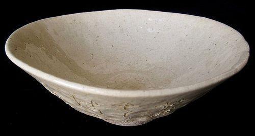Antique Japanese Rengetsu Chawan Bowl