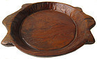 Antique Indian Wooden Bowl