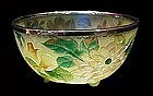 Japanese Plique-a-jour Cloisonne Small Bowl