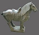 Chinese Granite Horse