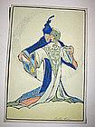 Japanese painting by Bertha Lum